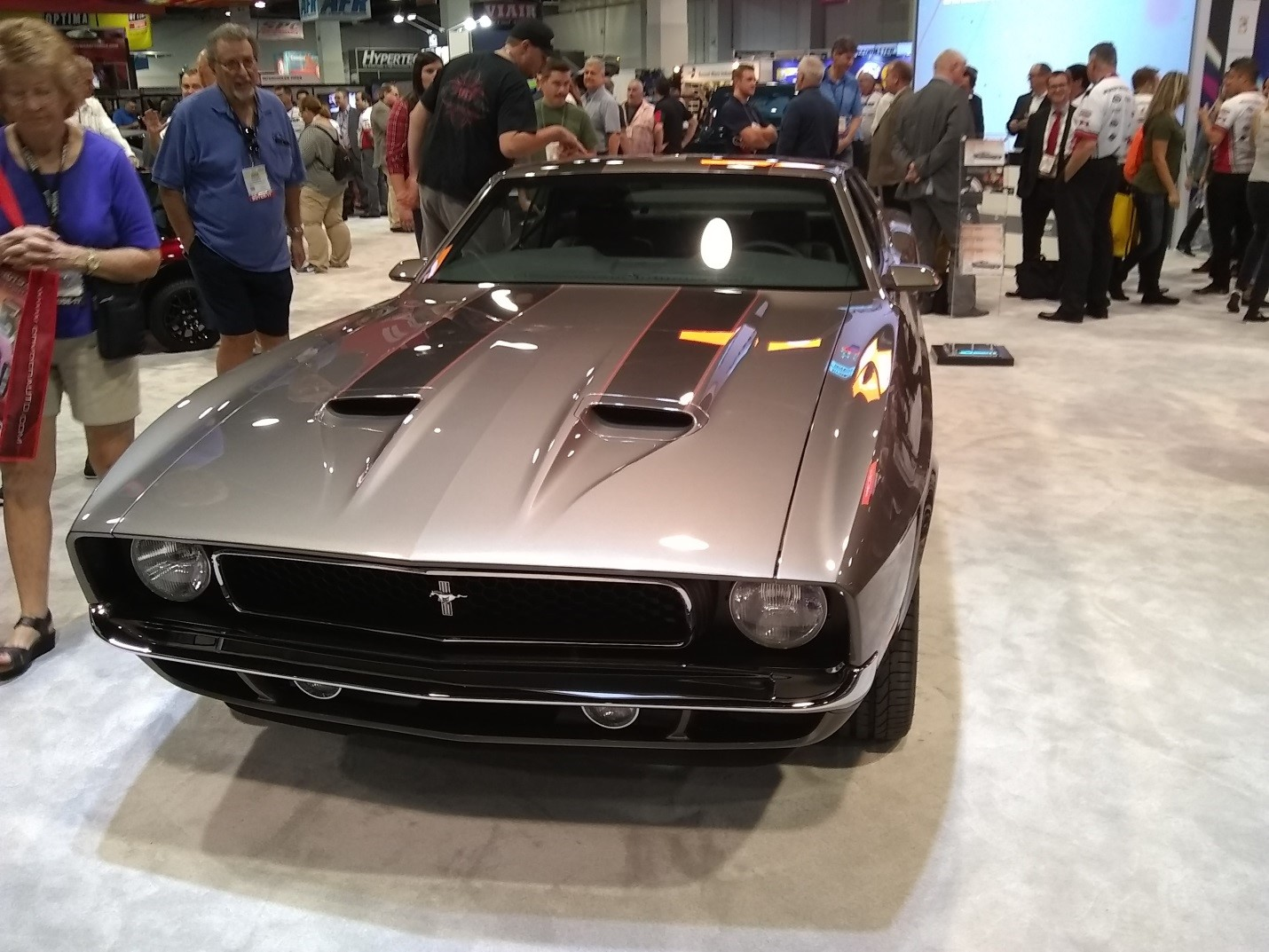 1971 Ford Mustang Mach