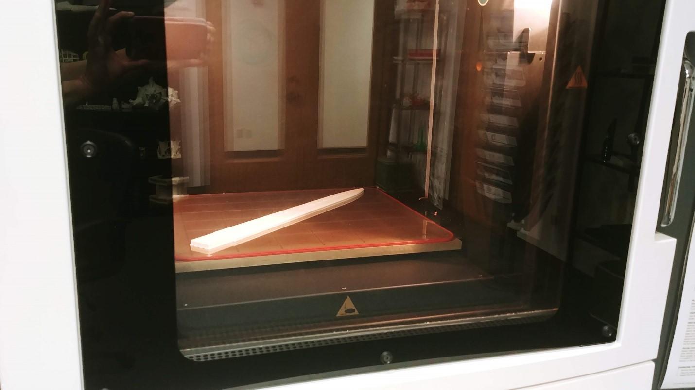3D Printed Wonder Woman Sword