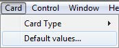 Add Default Values EPDM
