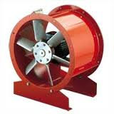 Axial Fan SOLIDWORKS Flow Simulation Study