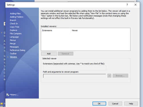 Blank Group User Settings in SOLIDWORKS PDM