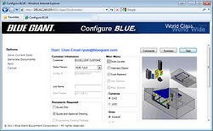 Blue Giant DriveWorks Case Study