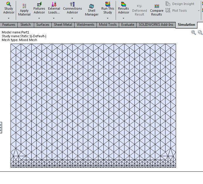Contact Conditions in SOLIDWORKS Simulation