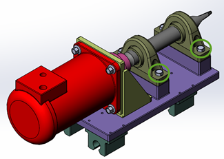 Correct SOLIDWORKS Toolbox Part