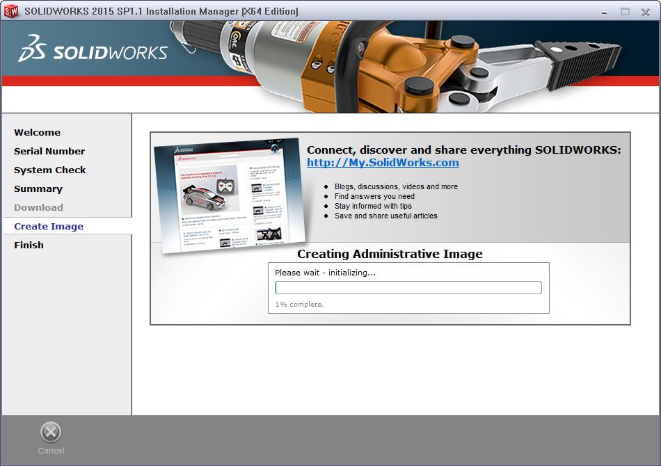 Creating a Product Specific Admin Image in SOLIDWORKS