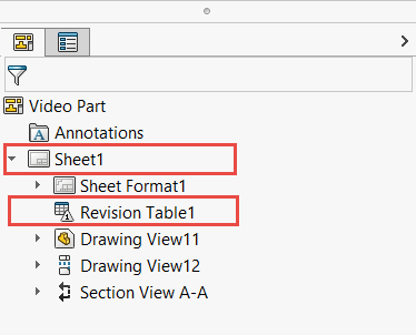 Creating a Drawing Template in SOLIDWORKS