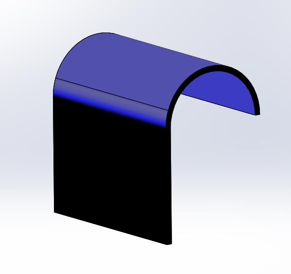 C-2 surfaces exhibiting gradient of curvature