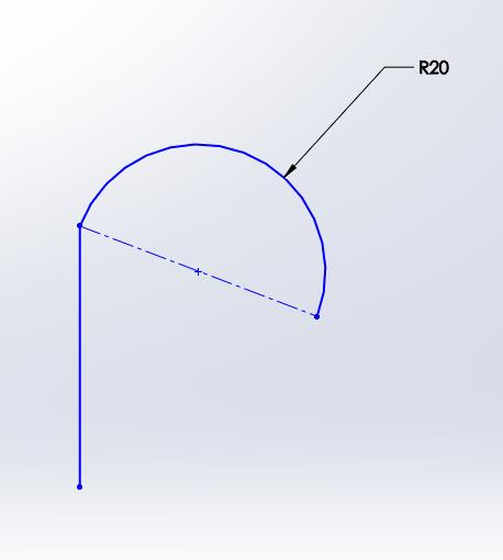 Example of Contact Continuity in SOLIDWORKS
