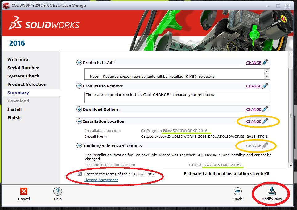 How to Install SOLIDWORKS from an Email