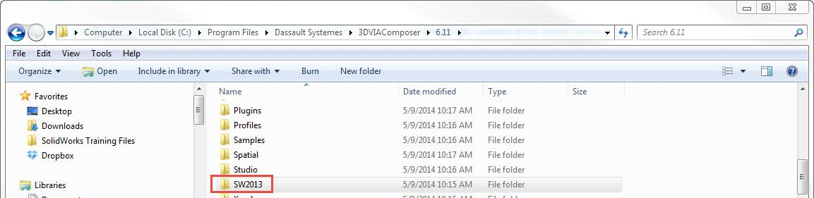 Install SOLIDWORKS Importer