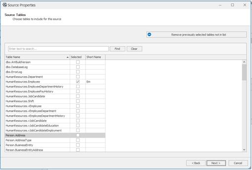 Link SOLIDWORKS Mange External Data Source for Impoort
