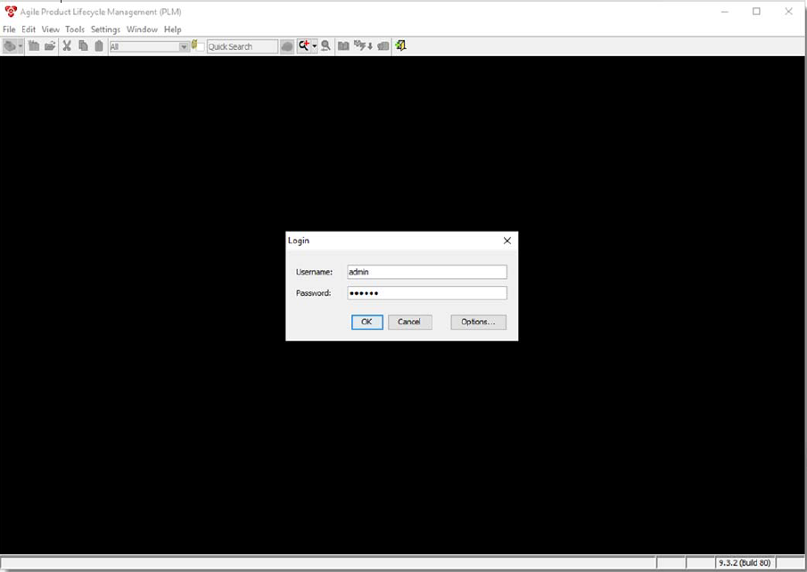 Log Into Java Client from Agile