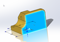 How to Mirror Parts in SOLIDWORKS: Mirrored Part, Derived Version