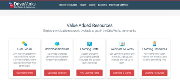 MyDriveWorks Community Platform