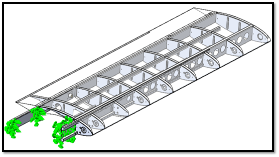 CAD model created in SOLIDWORKS by Todd Parker