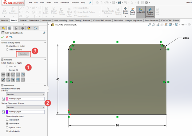 Removing SOLIDWORKS External References Manually