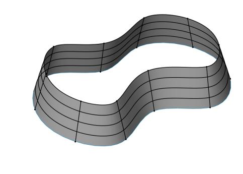 Ruled Surface in SOLIDWORKS