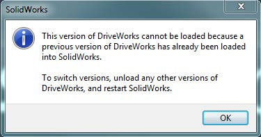 SOLIDWORKS Add-In for DriveWorks Pro