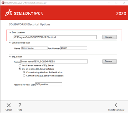 SOLIDWORKS Electrical 2020 Install Issues
