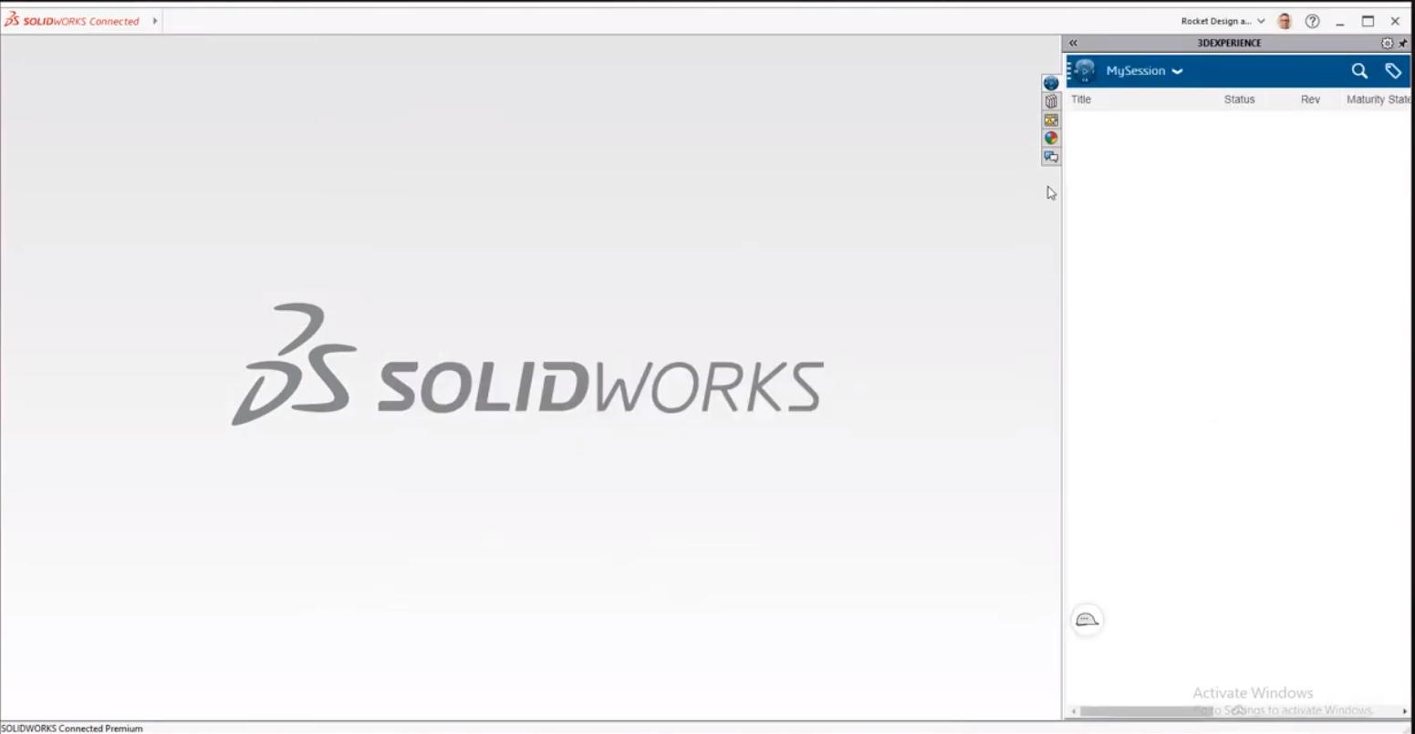 SOLIDWORKS Inside 3DEXPERIENCE