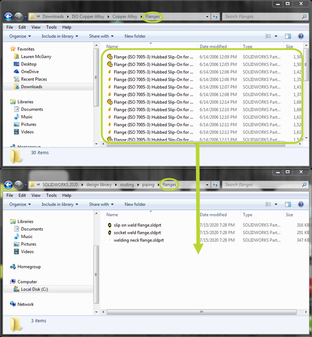 SOLIDWORKS Tutorial Download Additional Routing Libraries