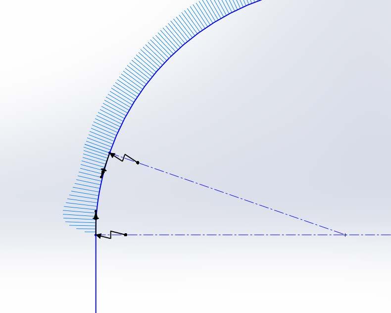 Spline Bridging the Curvature Gap in SOLIDWORKS